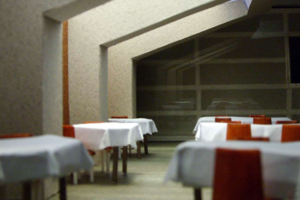 ontwerp restaurant beleving