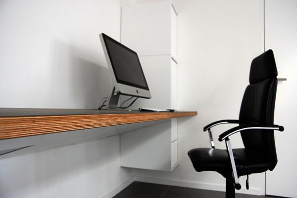Wim s werkplek architectuur maken rotterdam architect - Moderne kantoorbureaus ...