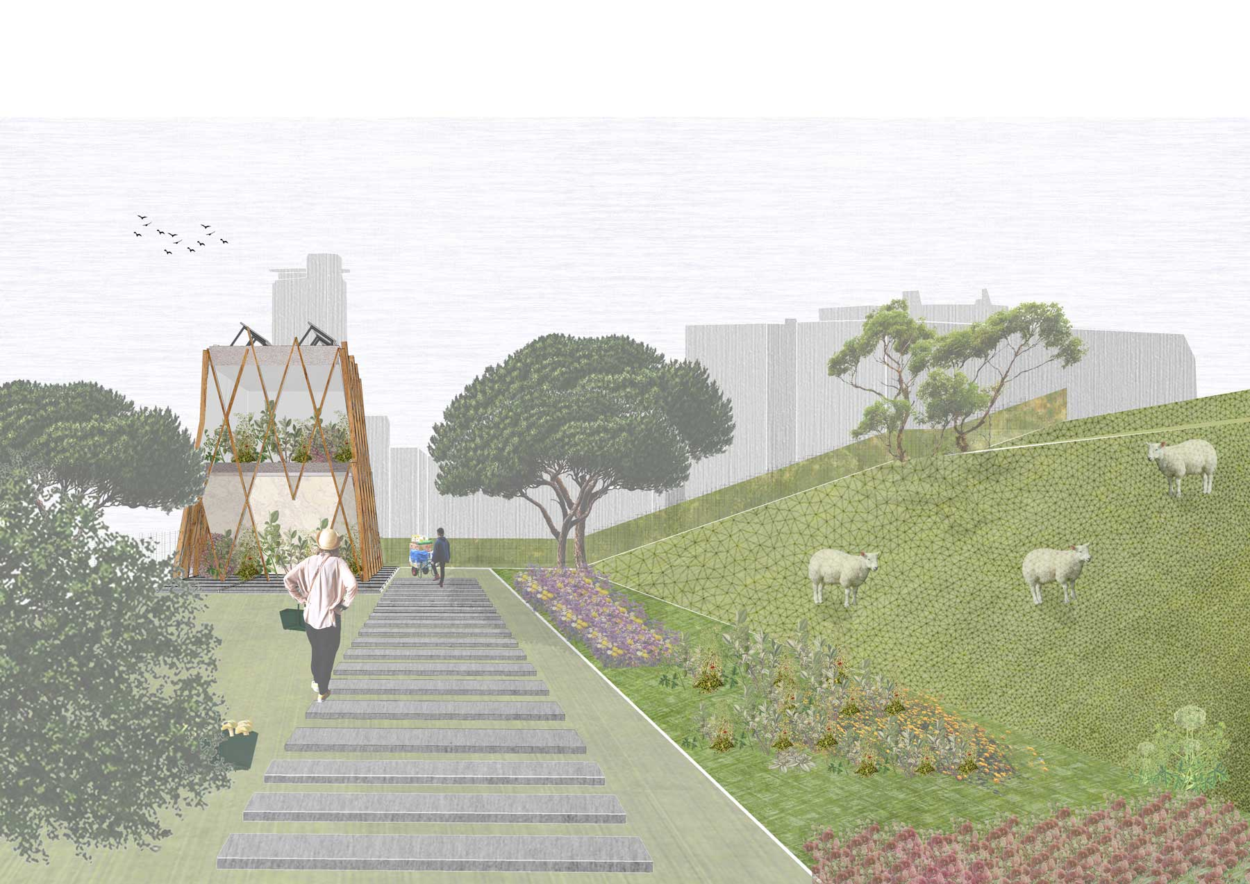 circulair_duurzaam_architect_rotterdam_dakpark