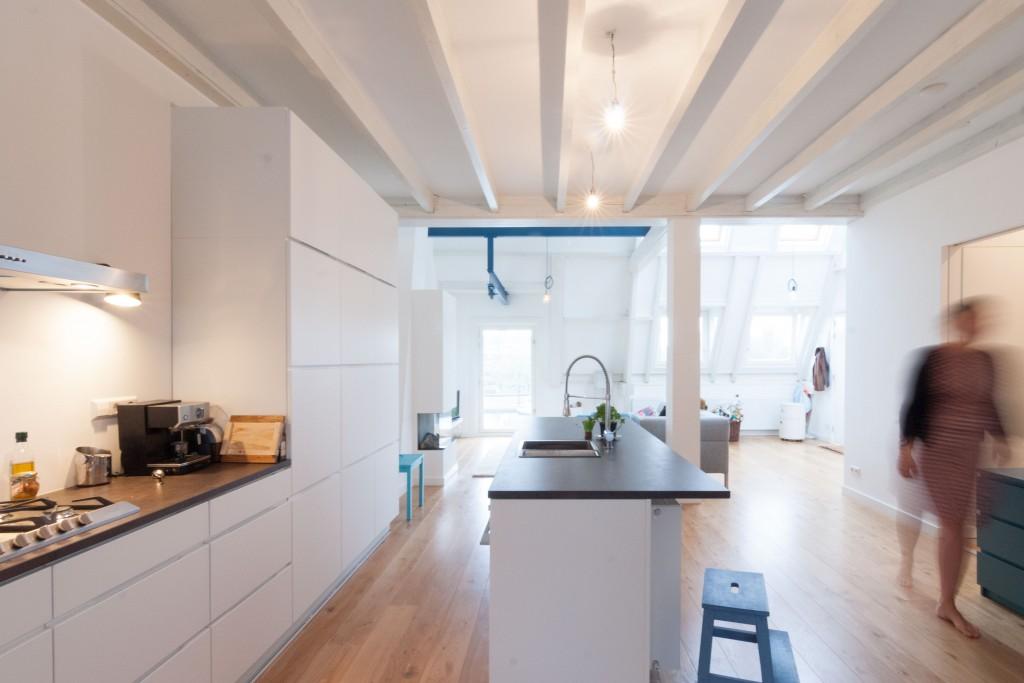 architect maken loft