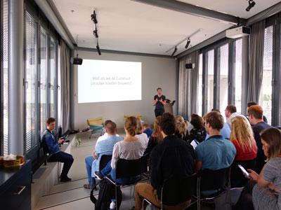 lezing architectuur circulair euromast hni het nieuwe instituut bouwen