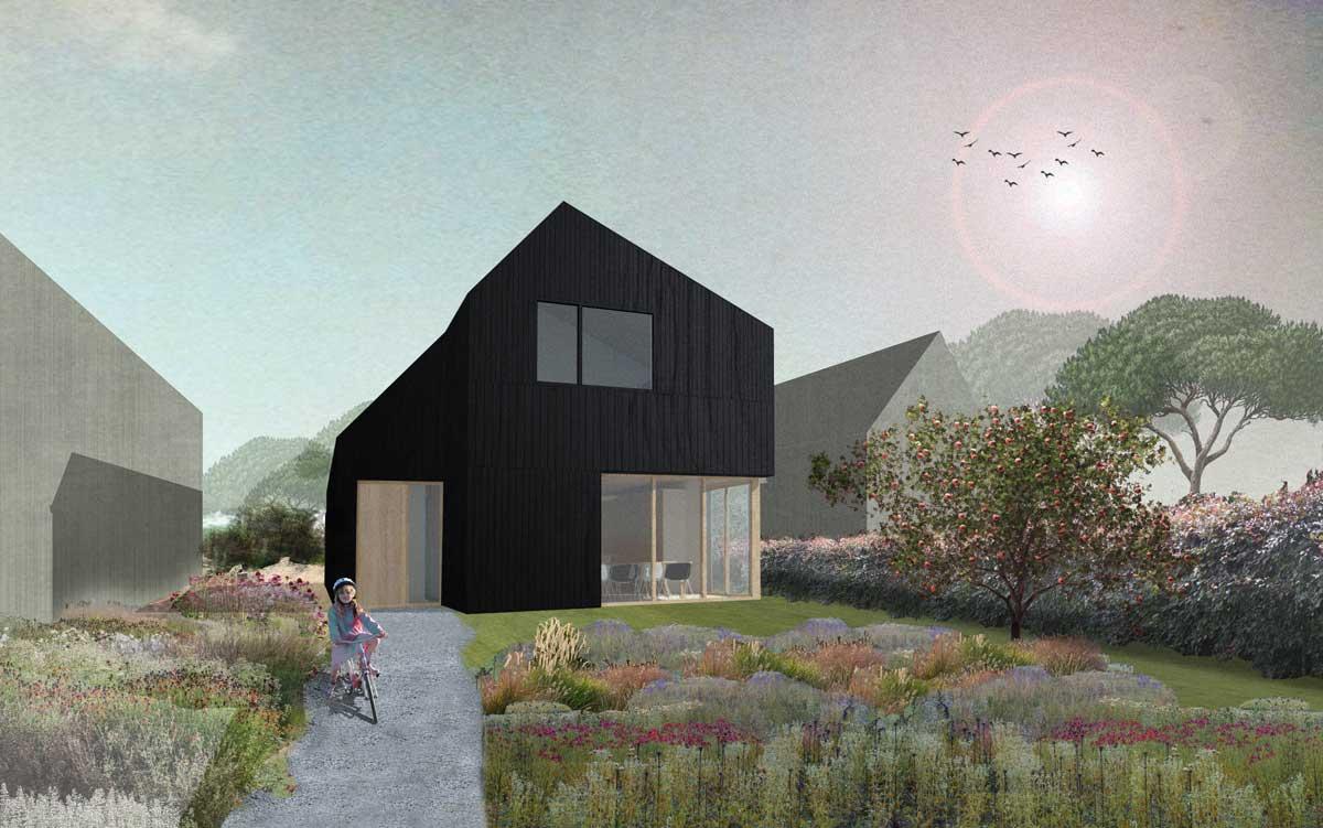 woonhuis_architect_zelfbouw_zwart_hout