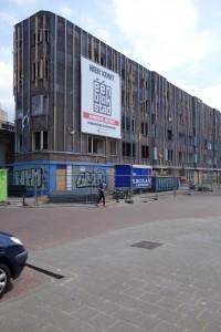 een blok stad spoorpunt loft interieur architectuur architect