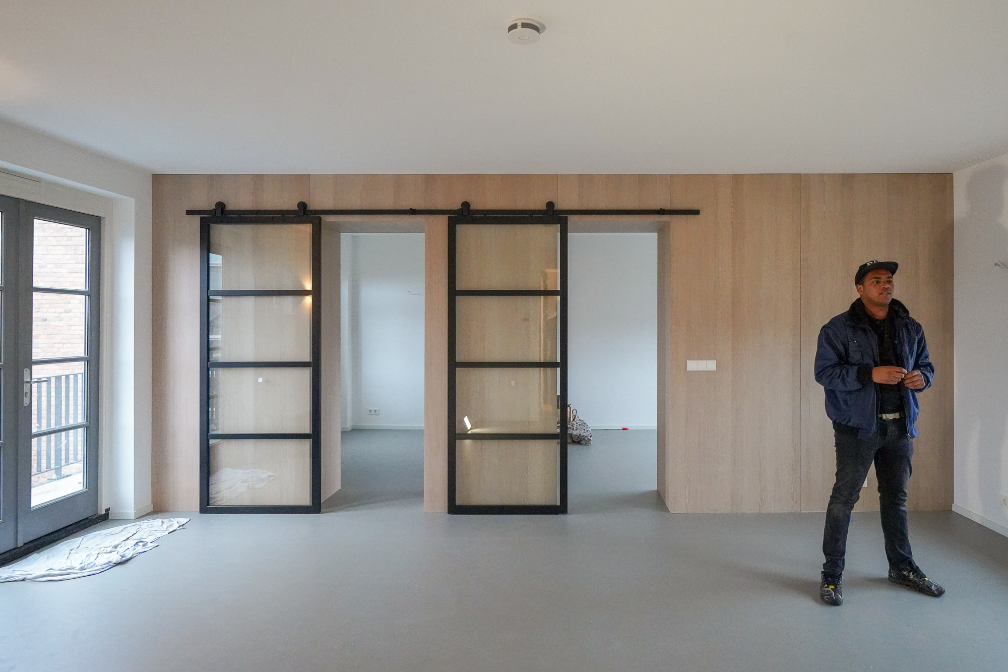 architectuur loft rotterdam interieur