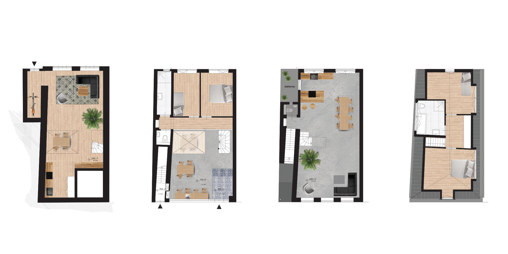 verkooptekening-schiedam-architect