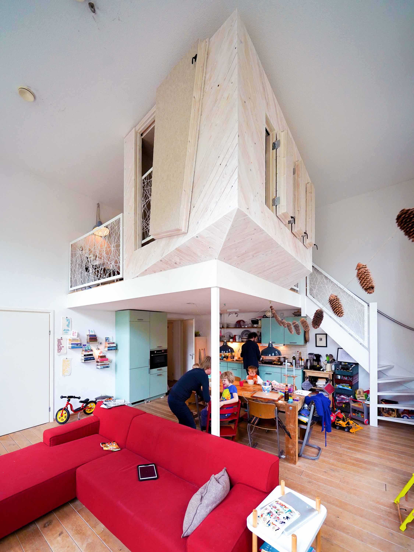 tiny housing living renovatie transformatie architect