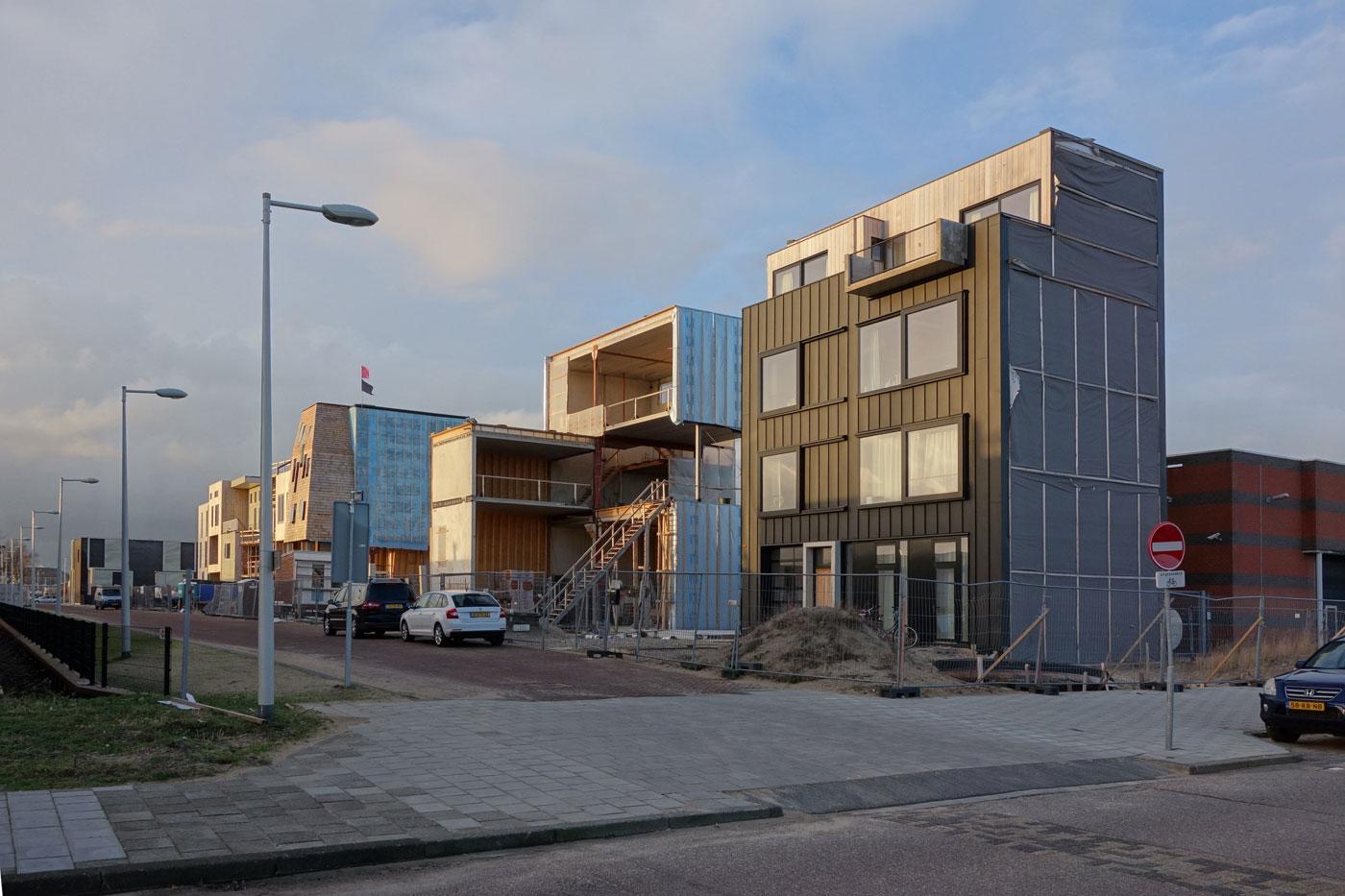 woonhuis amsterdam zelfbouw