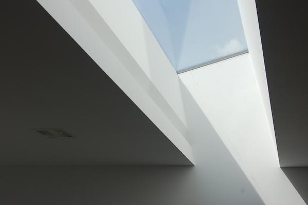 daklicht modern woonhuis verbouwing