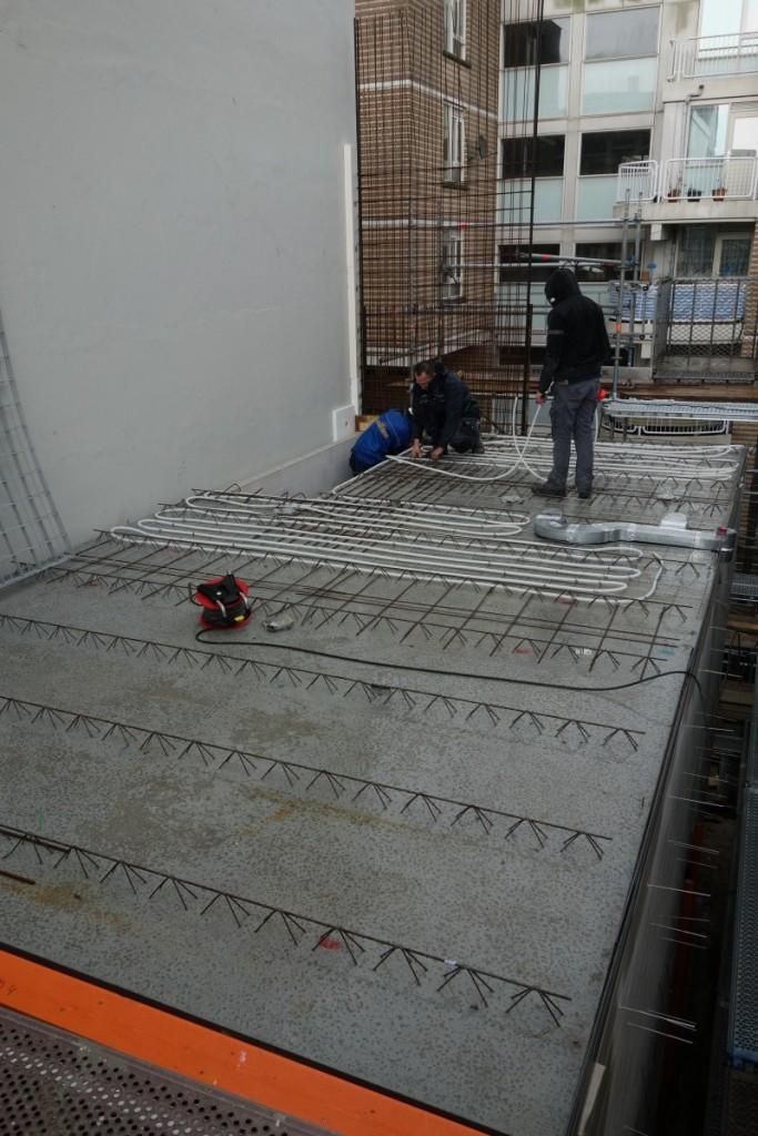 breedplaatvloer rotterdam architect
