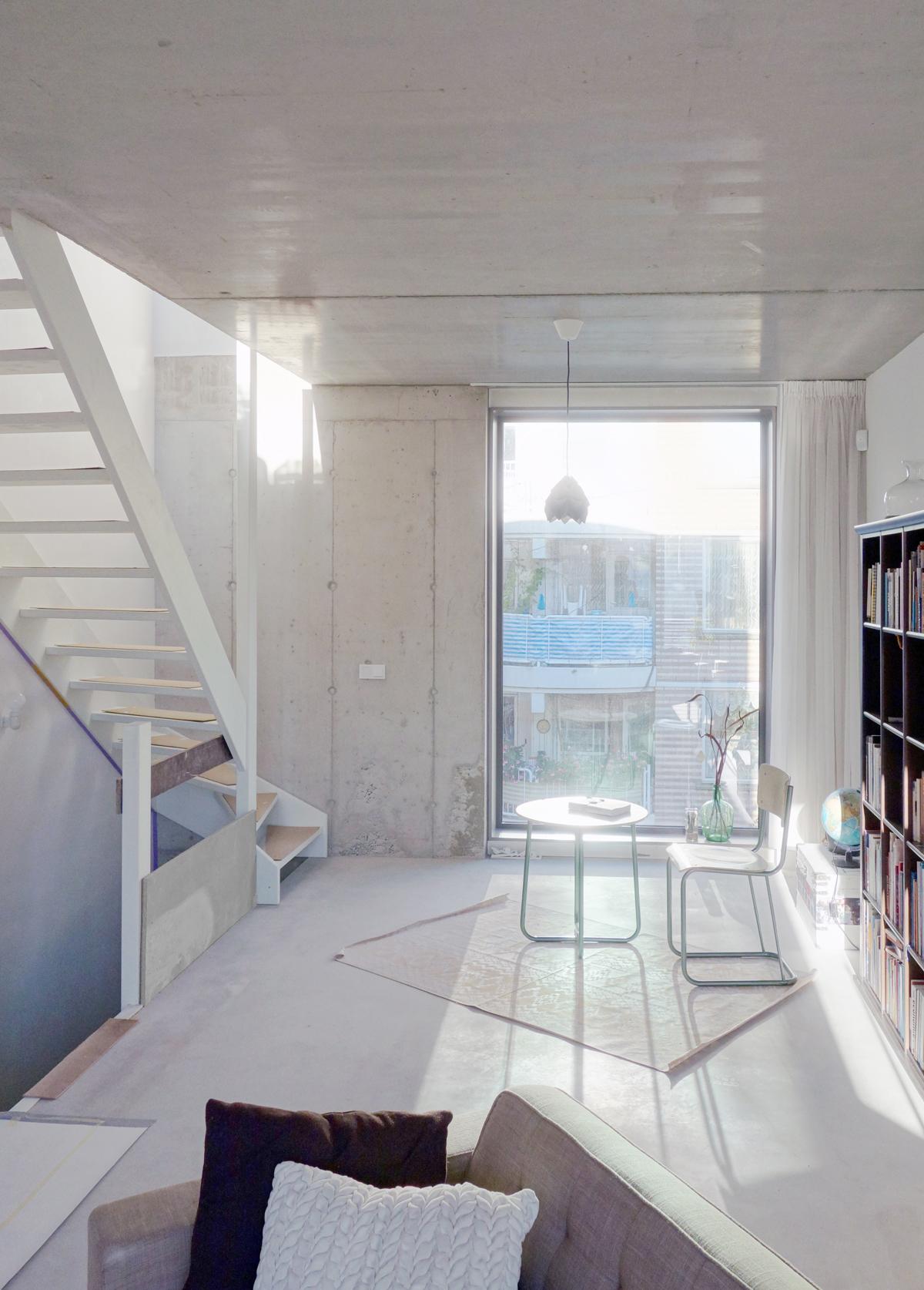 architect zelfbouw interieur