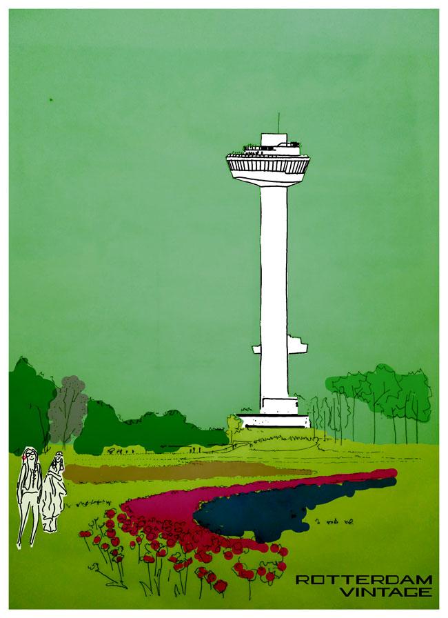 rotterdam-vintage-de-euromast