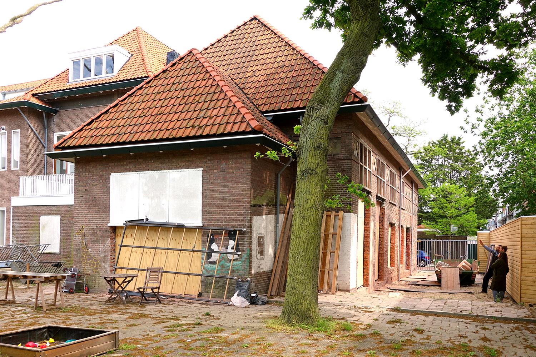 school_Gymzaal_zelfbouw_DenHaag
