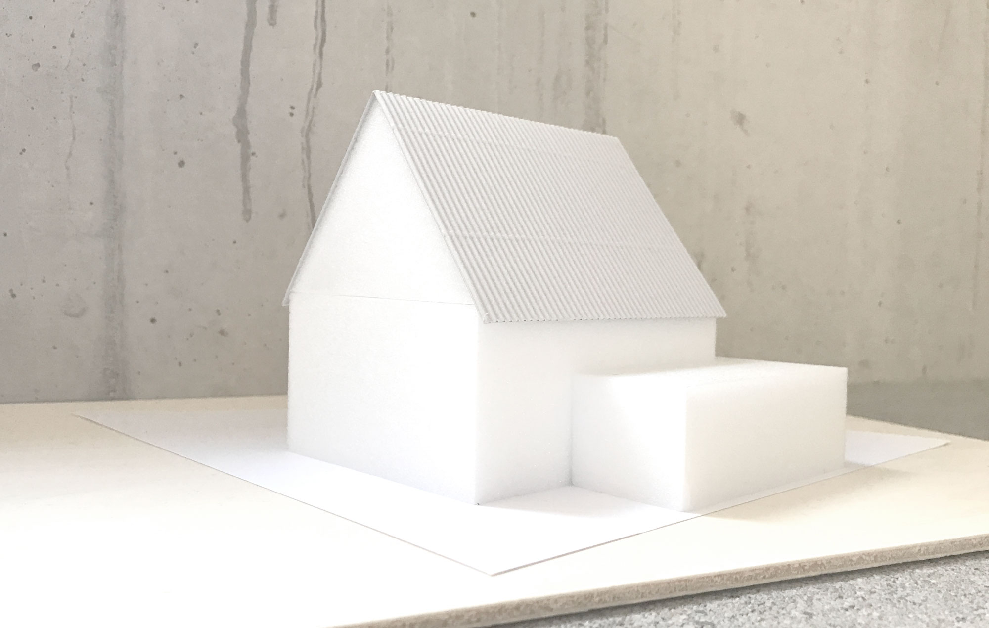 maquette_architect_woonhuis_ambacht
