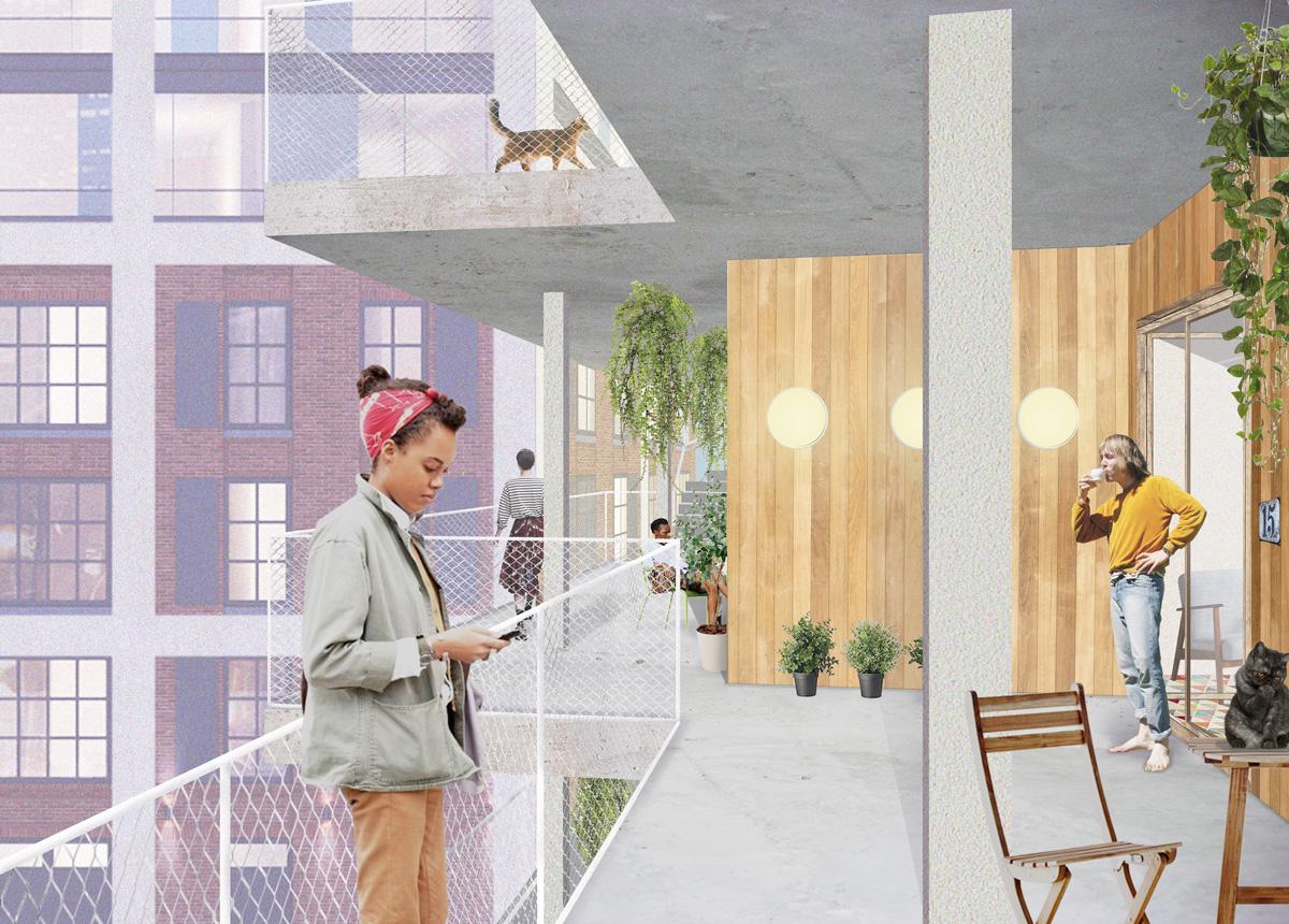 architectuur maken amsterdam oostenburg stadgenoot woningbouw studio sociale huur